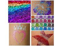 Glitter Tattoos / Henna Tattoos