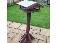 Brand New Handmade garden bird table