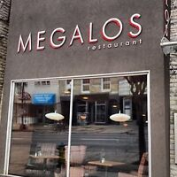 Line Cook/Breakfast Cook -  Megalos Restaurant