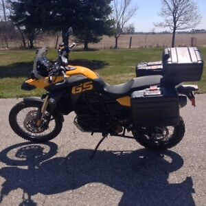 2009 BMW  F800GS , lucky find