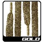 Schnürsenkel Gold