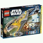 Lego Star Wars Naboo Starfighter