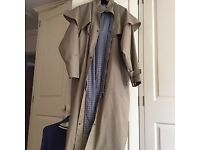 Riding Coat - TargetDry ladies waterproof long outback riding coat size 16