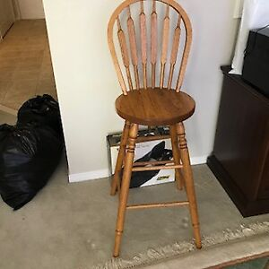 Mission/Shaker Style Kitchen Stool