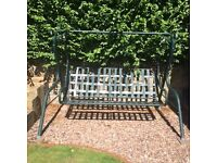 Garden swinging seat - good condition