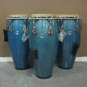 3 Sonor Latino Pro Congas-Wood