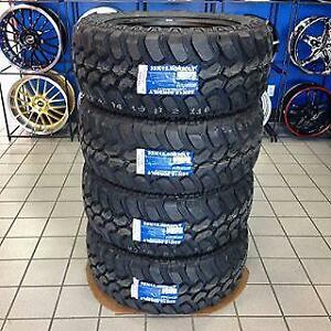 NEW MUD TIRES 35X12.5R20 or 33X12.5R20 $1600 FOR A SET!!!