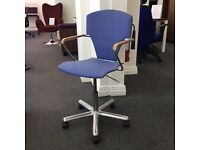Designer Look Operator Chair With Arms