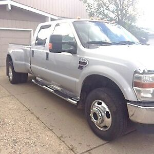 2008 Ford One Ton Dually Pickup Truck