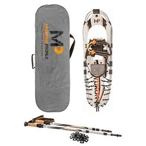 """Yukon Charlie's MP Sports Snowshoes KIT """"PRICE TO SALE"""""""