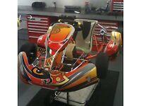 Honda GX160 Intrepid Cadet Kart