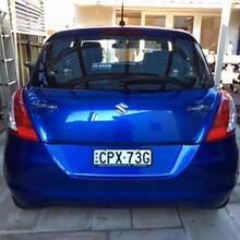 2013 Suzuki Swift GL Sporty Hatchback Crows Nest North Sydney Area Preview
