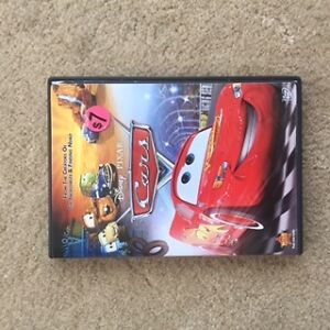 Cars movie - DVD ~ excellent condition