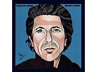 Leonard Cohen - Recent Songs CD.