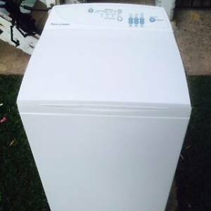 FISH  PAYKEL 5/5 KILO TOP LOAD WASH MCH XLNT CONDITION CAN DELIV Deception Bay Caboolture Area Preview