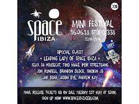 Space Ibiza Mini-Festival at Studio 338 16/06/2018 x 4