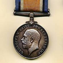 Lost World War 1 British King George 5 Medal Pine Rivers Area Preview