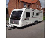 Elddis Crusader Tempest EB 2013 Model 6 Berth Touring Caravan