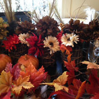 Wedding decorations rustic fall