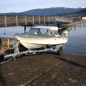 Retro Boat - very good condition