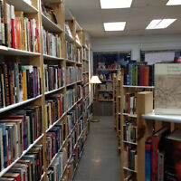 Used Book Store - The River Trading Company