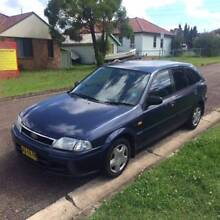2002 FORD LASER Jesmond Newcastle Area Preview