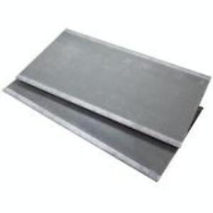 """Cement Board 32"""" x 5ft x 1/2""""  NEW condition,  6 Sheets"""