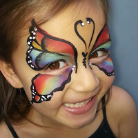 Face Painting / Glitter Tattoo / Balloon Twisting Special!!