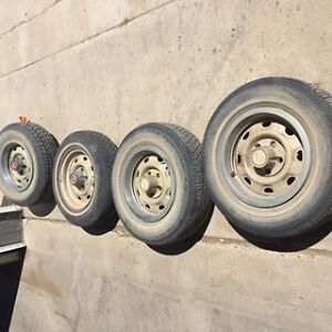 Ford Ranger Tires & Rims