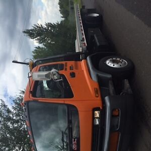 2007 GMC rollback Tow Truck