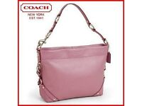 Coach Handbag Carly Leather hobo