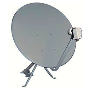 FTA (Free To Air) TV Satellite Antenna System