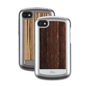 Étui Essences de bois de Case-Mate pour BlackBerry Q10