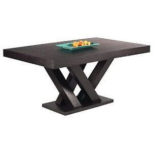Beautiful designed solid wood table
