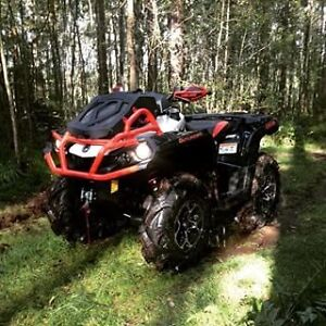 2016 Can Am XMR Brand NEW - 150 KM