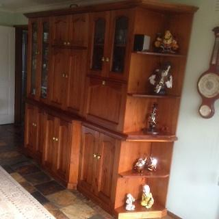 CABINET, TV, SOUND SYSTEM,BAR AND MORE 2900L X 540D X 2170H Westmeadows Hume Area Preview