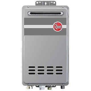 Rheem RTG-95XLN-1 - Tankless Water Heaters Water Heaters