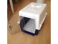 Air line approved pet carry case for small animals 35x53x38㎝