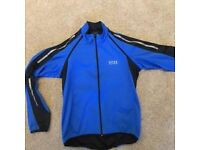 Gore Windstopper Cycling Jacket, Size EU Large