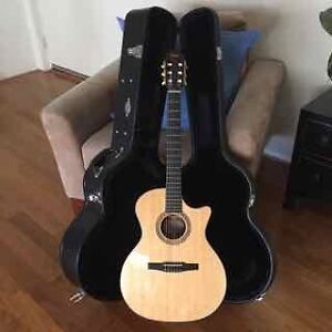 Taylor NS34ce nylon series with Fishman/taylor pickup system Marmion Joondalup Area Preview