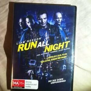 Brand New DVD - Run All Night - Liam Neeson Yatala Vale Tea Tree Gully Area Preview