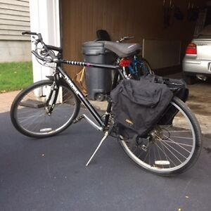 Lightly Used Touring Bycycle