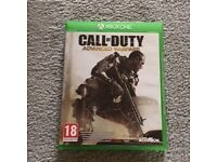 Xbox one Call of Duty Advanced Warfare Game