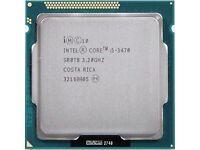 Intel i5 3470 Quad-core Processor (perfect condition)