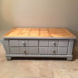 Large Coffee Table - shabby chic/country style