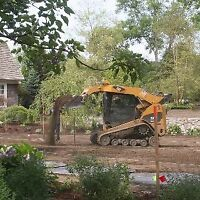 Skid steer and mini ex services
