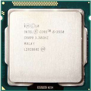 Intel i5 3550 Quad core processor for sale