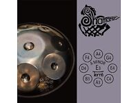 Handpan Shamanic A-Minor
