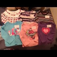 Girls winter clothes, size 3T
