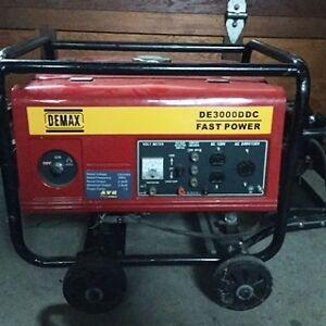 Generatrice_DEMAX_3000 watts